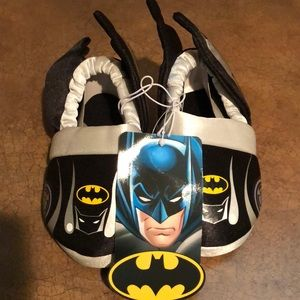 Other - NWT Batman Slippers